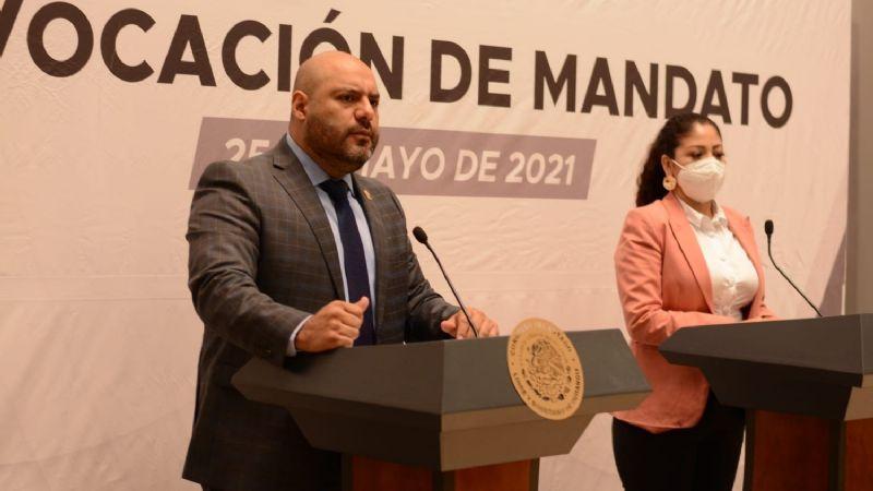 Congreso de Durango aprueba la revocación de mandato; podrán retirar de su cargo a gobernantes