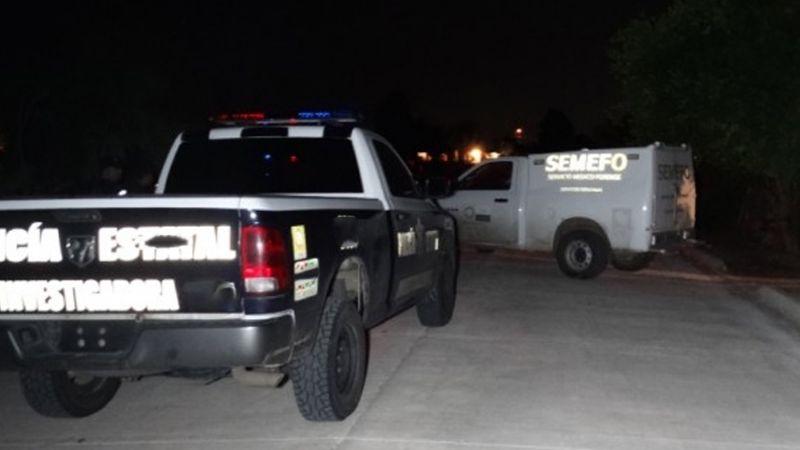 Terror en Cajeme: Localizan a pareja sin vida al interior de canal del Valle del Yaqui