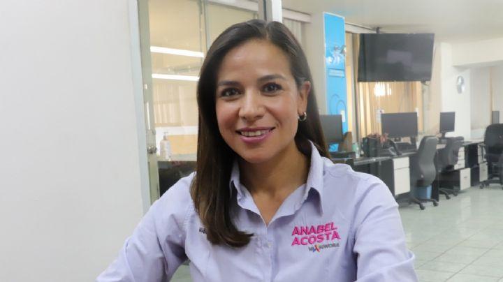 """(VIDEO) """"Un Gobierno abierto y transparente"""": Anabel Acosta en entrevista con TRIBUNA"""