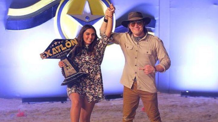 Fiesta en TV Azteca: Tras 'Exatlón', Toño Rosique revela que se convertirá en papá con Michelle Saide