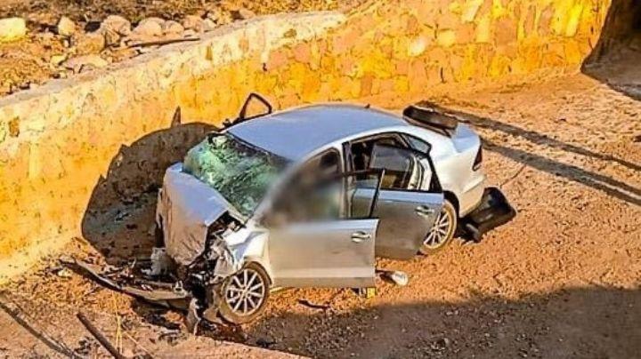 Fatal accidente vehicular: Pierden la vida 4 personas en autopista; murió un bebé de 8 meses