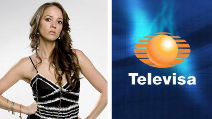 Tras dejar la TV y brutal cambio físico por enfermedad, desaparecida actriz 'regresa' a Televisa