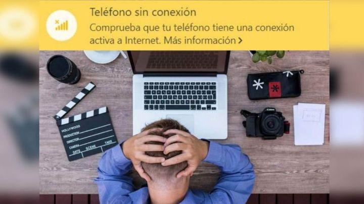 ¿Teléfono sin conexión? Estas recomendaciones ayudan a solucionar el molesto aviso de WhatsApp