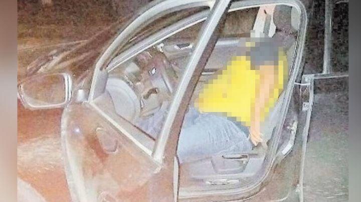 Sujeto es asesinado a tiros mientras conducía su automóvil por la autopista Jorobas-Tula