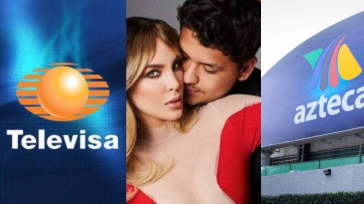 ¡A un lado TV Azteca! Televisa tendría la exclusiva de la boda de Belinda y Nodal