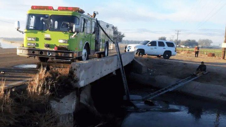 Terrible hallazgo en Sonora: Localizan cadáver decapitado y sin mano dentro de canal