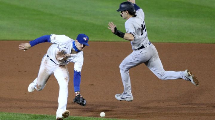 Duelo entre Yankees contra Azulejos ha sido pospuesto debido al mal clima