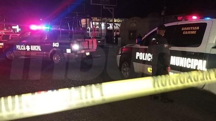 Pierde la vida hombre baleado el martes en Ciudad Obregón; es la segunda víctima mortal