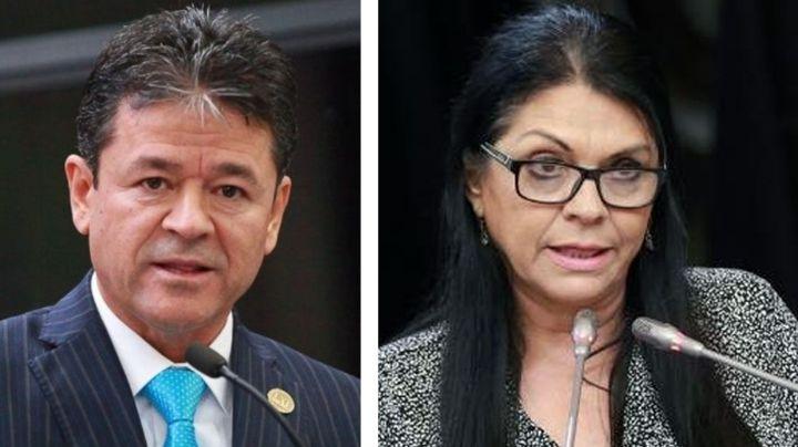Ernestina Castro y Fermín Trujillo, candidatos de Morena, se quedan sin candidaturaen Sonora