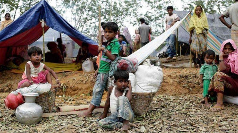 """Han muerto 73 niños y culpan al Ejército de Birmania: """"Les dispararon cuando jugaban"""""""