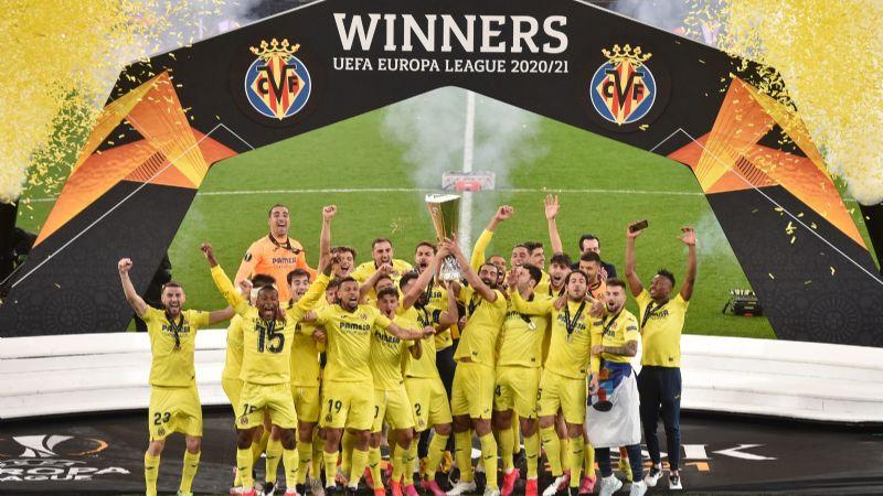 Villarreal FC se impone al Manchester United y se corona en la Europa League