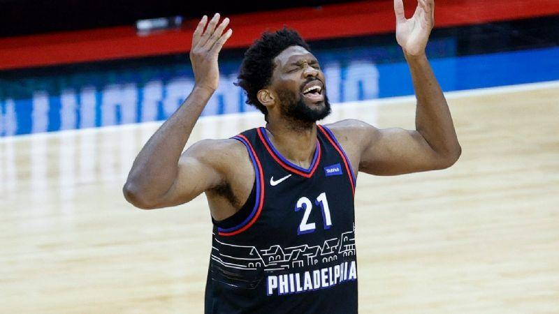 Los 76ers tienen medio pie dentro de las semifinales de la NBA