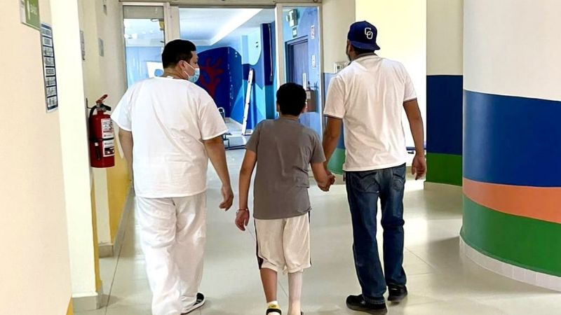 Ciudad Obregón: CREE Sur abre sus puertas para la atención presencial de sus pacientes