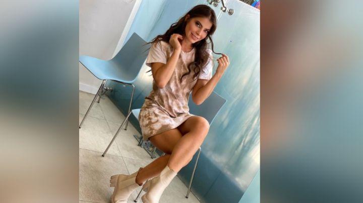 ¡Una muñeca! Esmeralda Ugalde conquista Instagram al lucirse irresistible desde TV Azteca
