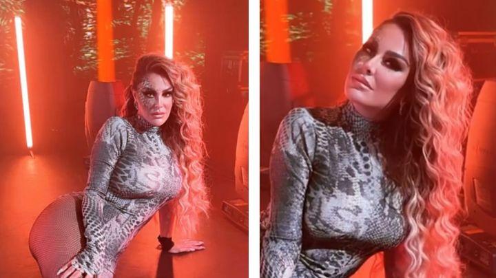 """Ninel Conde deja en shock a Instagram al modelar tremenda ropa deportiva: """"Estás guapísima"""""""