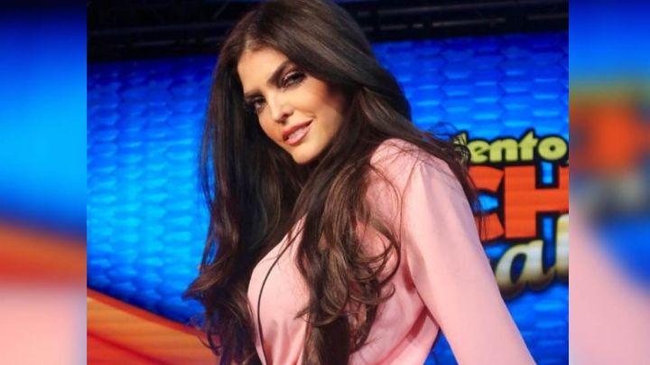 Estas FOTOS muestran el colorido atuendo de Ana Bárbara para la gran final de 'TTMT'