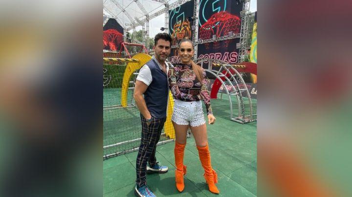 Conmovida, Tania Rincón recuerda en 'Hoy' a Magda Rodríguez al hablar de 'Guerreros 2021'