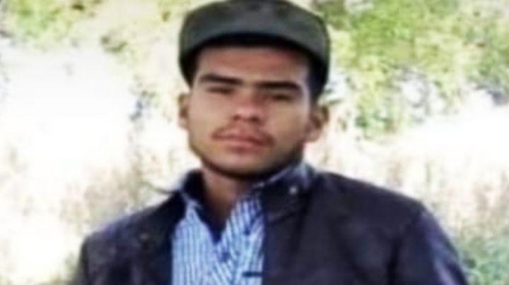 Reportan desaparición de Israel Espinosa en Sonora; su familia lo busca desde hace meses