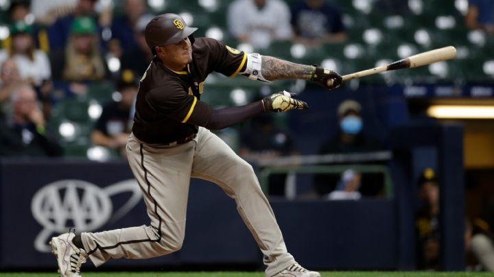 Manny Machado podría volver al lineup de los Padres de San Diego este fin de semana