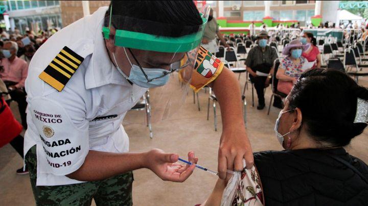 México: Personas de 40 a 49 años ya se pueden registrar para recibir vacuna contra Covid-19