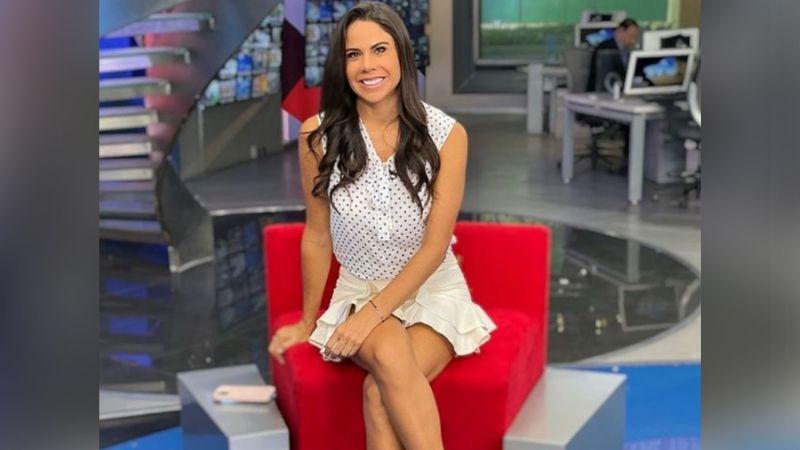 Paola Rojas paraliza Instagram a sus 44 años al lucir infartante vestido en foros de Televisa