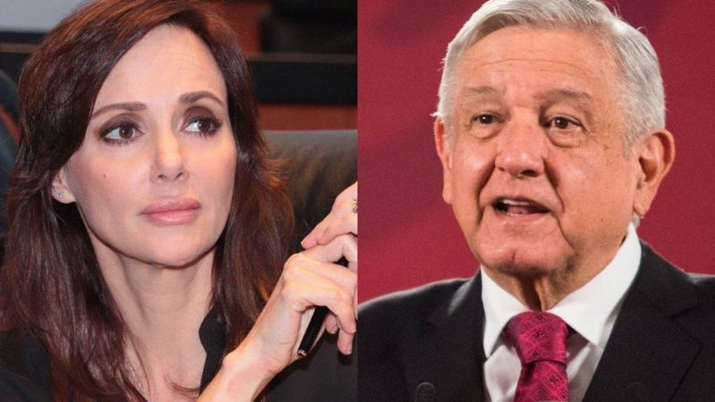 """Lilly Téllez arremete contra AMLO: """"Sonora es hábitat del borrego, no del pejelagarto"""""""