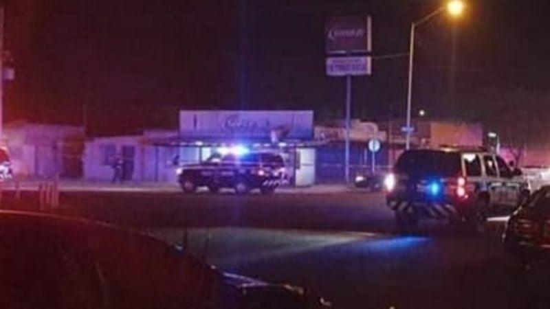 Comando armado irrumpe a tiros un casino clandestino en San Luis Río Colorado; hay un muerto