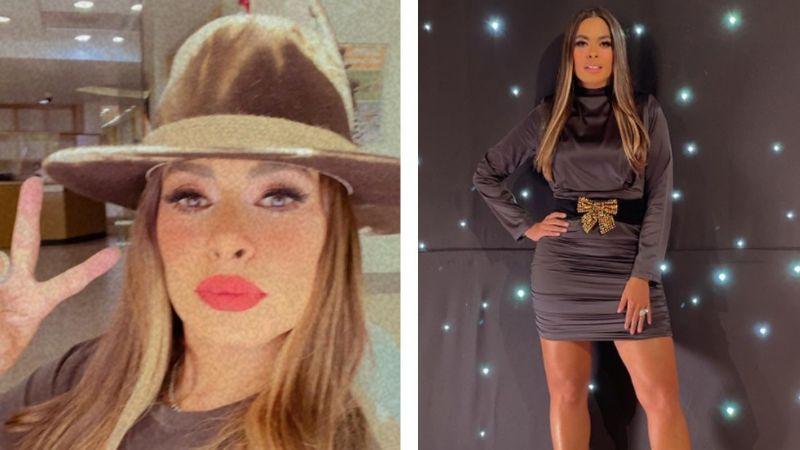 """Galilea Montijo acalora a todo Televisa al modelar espectacular vestido en 'Hoy': """"Qué piernas"""""""
