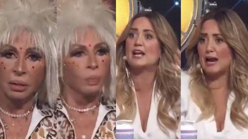 """Tensión en Televisa: Laura Bozzo arma zafarrancho en 'Hoy' y Andrea Legarreta se harta: """"Loca"""""""