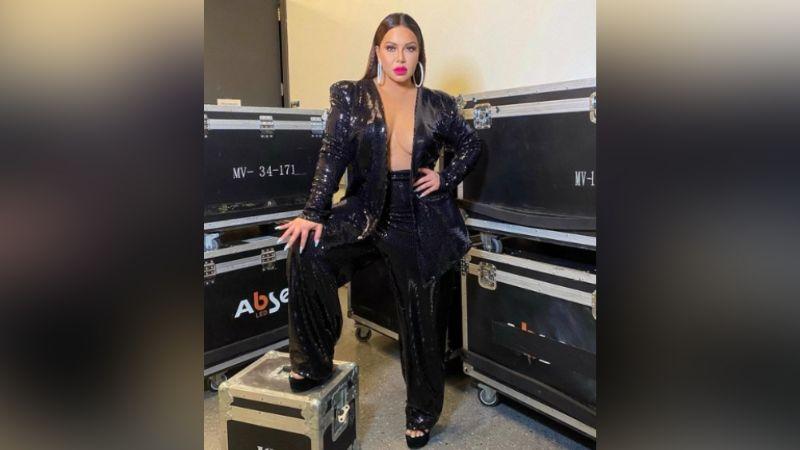 """""""Está bien que las enseñe"""": En 'Hoy', actriz de Televisa defiende a Chiquis Rivera"""