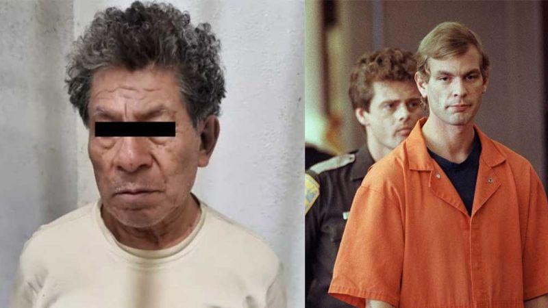 'El Carnicero de Atizapán': Sus similitudes con uno de los peores asesinos seriales de la historia