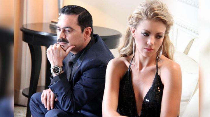 Fernanda Castillo revela que hizo esto con Tucanes de Tijuana; su esposo Erik Hayser reacciona