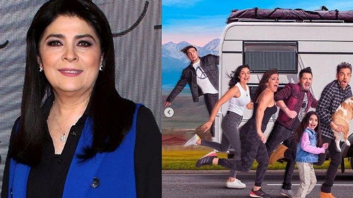 """""""Me encanta"""": Victoria Ruffo hace impactante confesión sobre 'De Viaje con los Derbez'"""