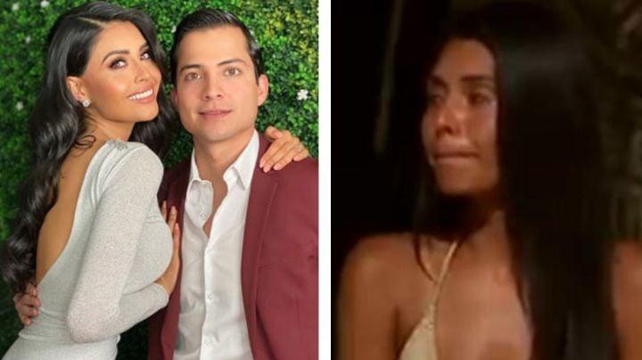 TV Azteca: Novio de Kristal Silva confiesa si habrá boda tras supuesta infidelidad en 'Survivor'