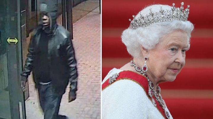 ¿Reina Isabel II, en peligro? Esquizofrénico entra al Palacio de Buckinghamcon cuchillo; lo encarcelan