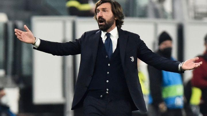 Juventus anuncia la salida de Andrea Pirlo; a las pocas horas anuncian a su nuevo DT