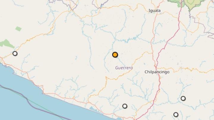 ¡Alerta en Guerrero! Sismo de 4.0 sacude Zumpango del Río; no se activó la alarma