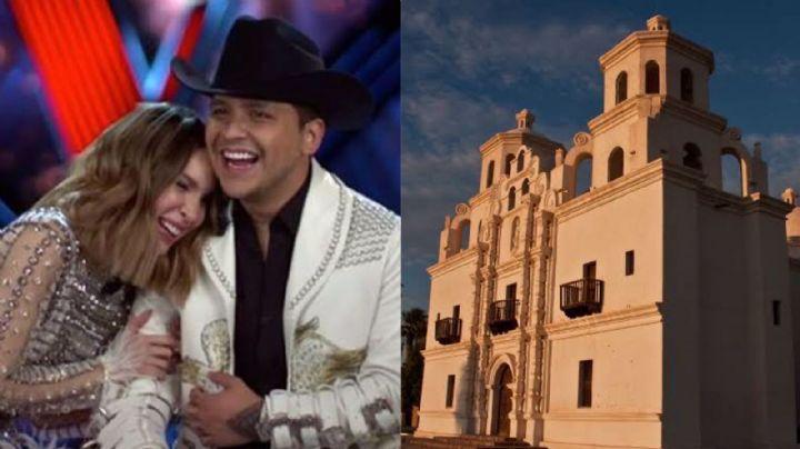 ¿Será en México? Planearían boda de Christian Nodal y Belinda en su natal Caborca, Sonora