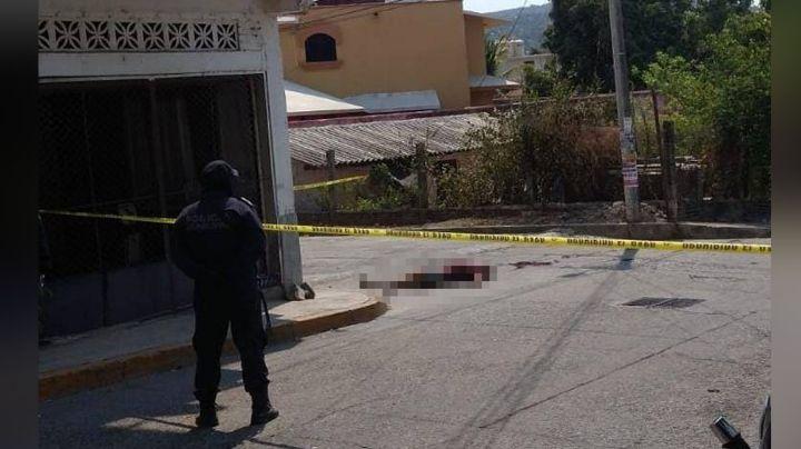 Herrero muere al ser acribillado por gatilleros al exterior de su negocio