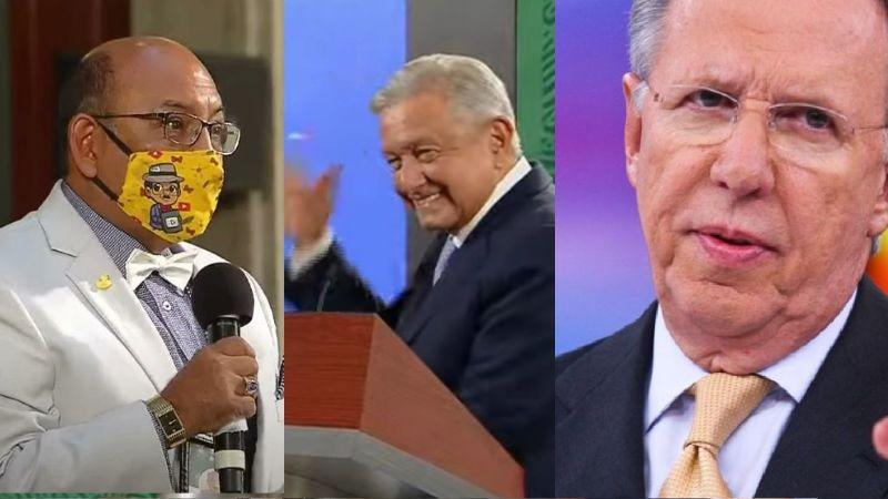Memes y críticas: Así reacciona Internet a la polémica entre 'Lord Molécula', AMLO y López Dóriga