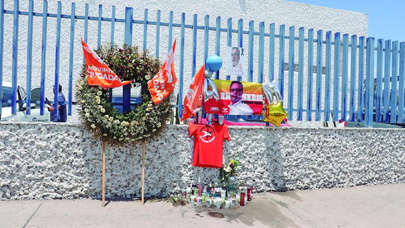 Ciudad Obregón: A 15 días del asesinato de Abel Murrieta, las autoridades no presentan ningún avance en la investigación