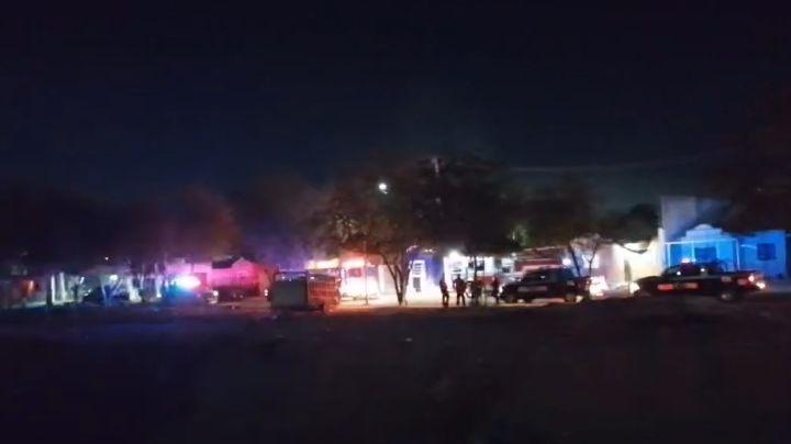 Cajeme: Acuchillan a un hombre en el Campanario; le prendieron fuego a su vivienda