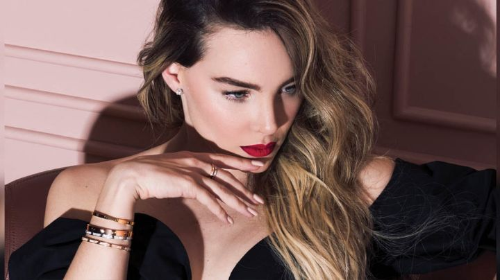 ¿Adiós belleza? Belinda sorprende con su rostro cubierto de tatuajes; Nodal comparte VIDEO