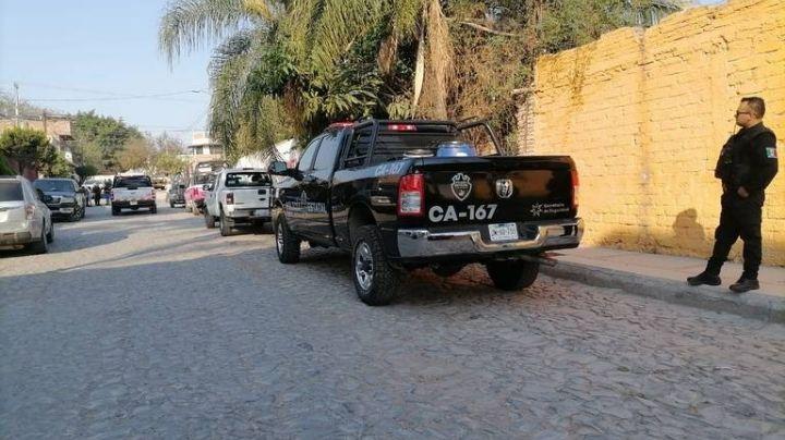 Asesinan a agente federal en Jalisco; su hijo lo encontró muerto en la calle tras ser baleado