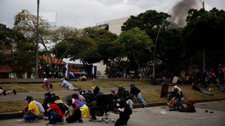 Colombia: Reportan 13 homicidios durante la nueva jornada de protestas en Cali
