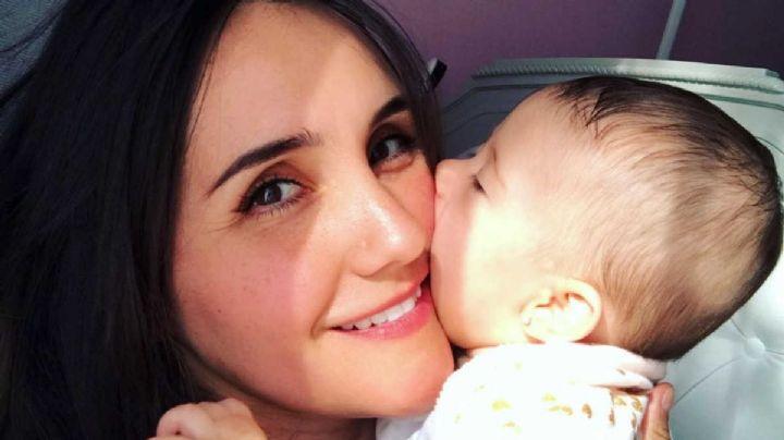 """Dulce María y María Paula enamoran a sus compañeros de Televisa con estas FOTOS: """"Te amo"""""""