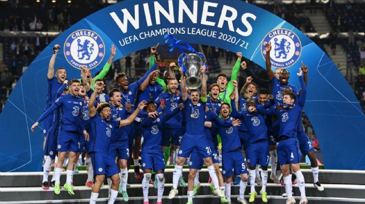 Chelsea vence al Manchester City y se corona campeón de la Champions League