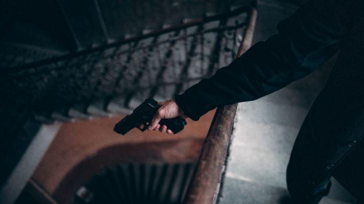 Macabro: Un checador de transporte público es ultimado sádicamente; recibió 14 balazos