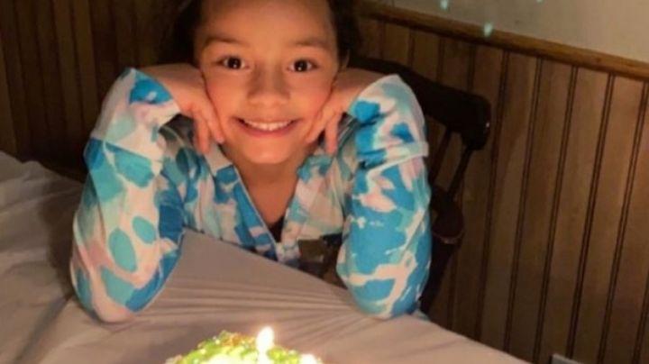 Bala perdida le arrebata la vida a niña de 9 años que jugaba en una fiesta de cumpleaños