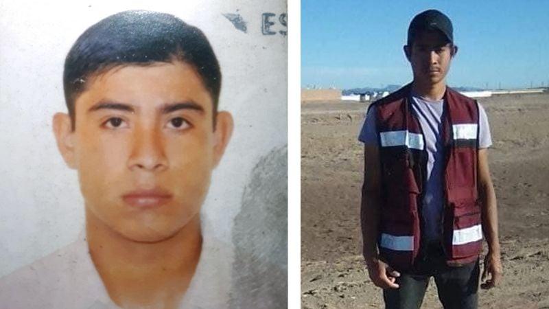 Salió de trabajar y no regresó a casa: Desaparece el joven Reynaldo Mejía en Sonora